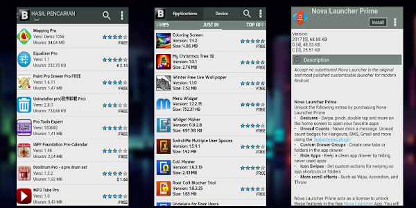 Blackmart Android Appstore - Get Everything For Free Which